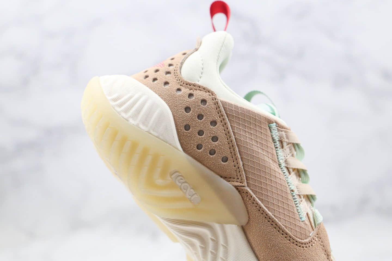 乔丹Air Jordan Delta SP AJ纯原版本陈冠希亲自设计乔丹老爹火星鞋肉粉色原楦头纸板打造 货号:CD6109-200