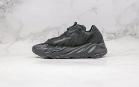 阿迪达斯Adidas Yeezy Boost 700V3纯原版本椰子700三代爆米花跑鞋黑色原楦头纸板打造 货号:FV4440