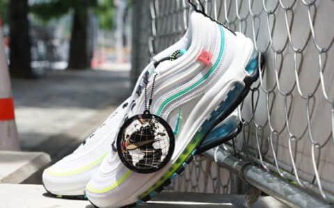 """小心机吊牌!全新Nike Air Max 97 """"Worldwide""""即将登场! 货号:CZ5607-100"""
