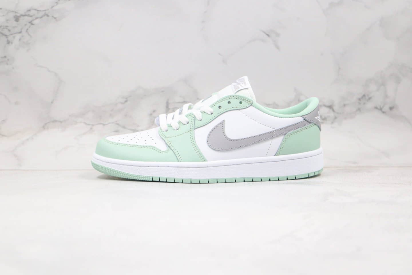 乔丹Air Jordan1 LoW OG NeutralGrey纯原版本低帮