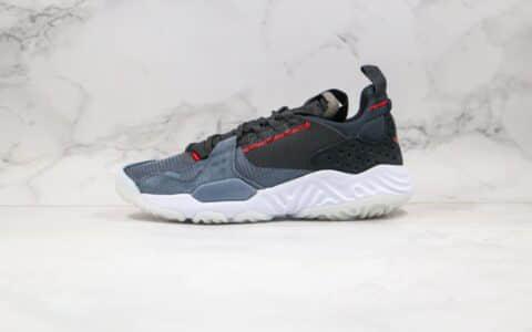 阿迪达斯Adidas Jordan Delta SP Vachetta Tan纯原版本乔丹火星老爹鞋黑蓝色区别市面通货版本 货号:CD6109-003