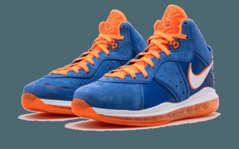 """耐克詹姆斯Nike LeBron 8"""" HWC""""明年复刻回归!值得入手! 货号:CV1750-400"""