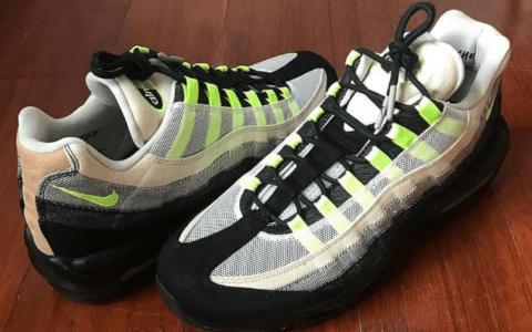 高规格联名!DENHAM x Nike Air Max 95首度曝光! 货号:CU1644-001
