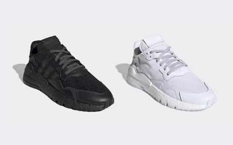 两款adidas Nite Jogger新配色释出官图!6月7日发售!