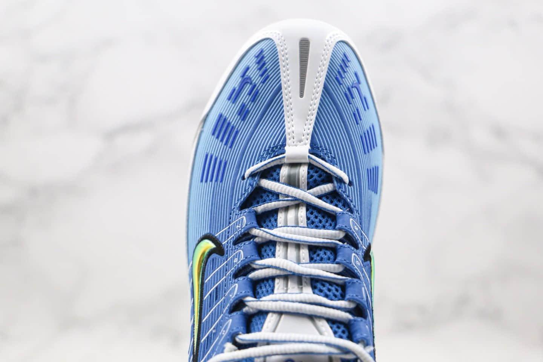 耐克Nike AIR VAPORMAX 360纯原版本全掌大气垫2020款蓝白色内置全掌真气垫 货号:CK9671-400