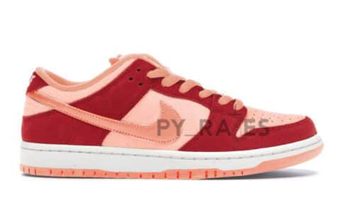 "情人节Dunk平替来了!全新Nike SB Dunk Low ""Atomic Pink""明年登场!"