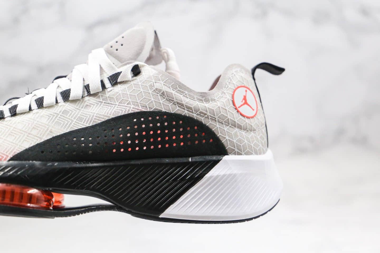 乔丹Air Jordan Air zoom renegade纯原版本蝉翼气垫跑鞋灰黑色原档案数据开发原盒原标 货号:CJ5383-100