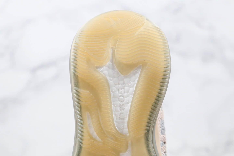 阿迪达斯Adidas Yeezy 380 Boost纯原版本椰子380爆米花跑鞋外星人满天星配色正确巴斯夫大底原盒原标 货号:FZ4977