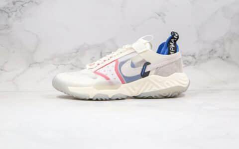 耐克Nike Air Jordan Delta SP纯原版本乔丹火星老爹鞋陈冠希主理设计白蓝红色原盒原标原楦头纸板打造 货号:CW0783-100