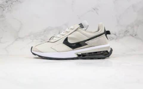 耐克Nike Air Max 270 Pre-Day纯原版本半掌气垫尼龙布Max270灰黑色内置真小潘气垫 货号:KV7726-236