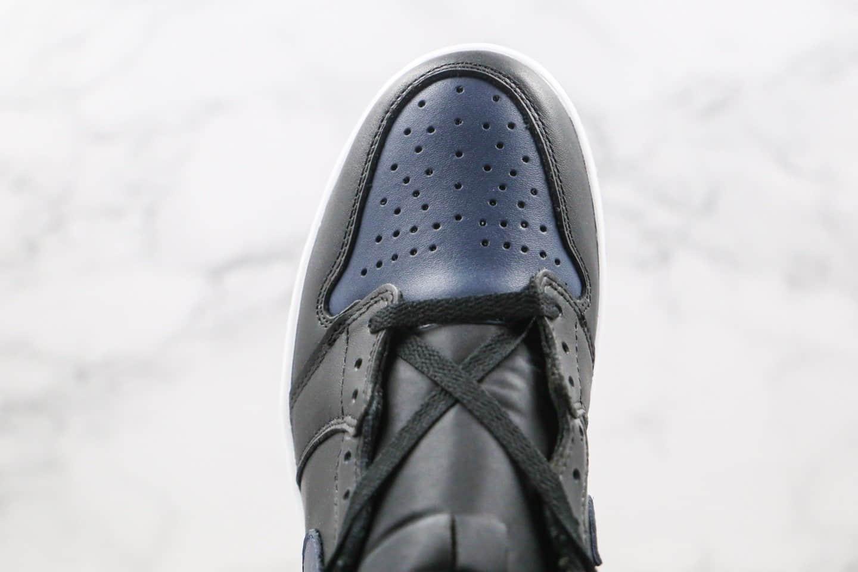 乔丹Air Jordan 1Retro High OG Spizike Fort Greene纯原版本高帮AJ1斯派克李头像黑蓝色原档案数据开发正确后跟定型 货号:705588-550