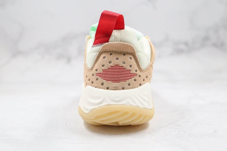 乔丹Air Jordan Delta SP纯原版本陈冠希设计款老爹鞋肉粉色原盒原标原档案数据开发 货号:CT1003-200
