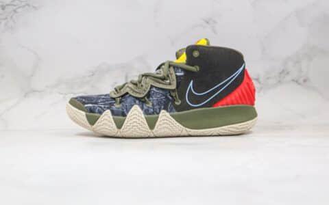 纯原版本耐克欧文S2篮球鞋支持实战出货