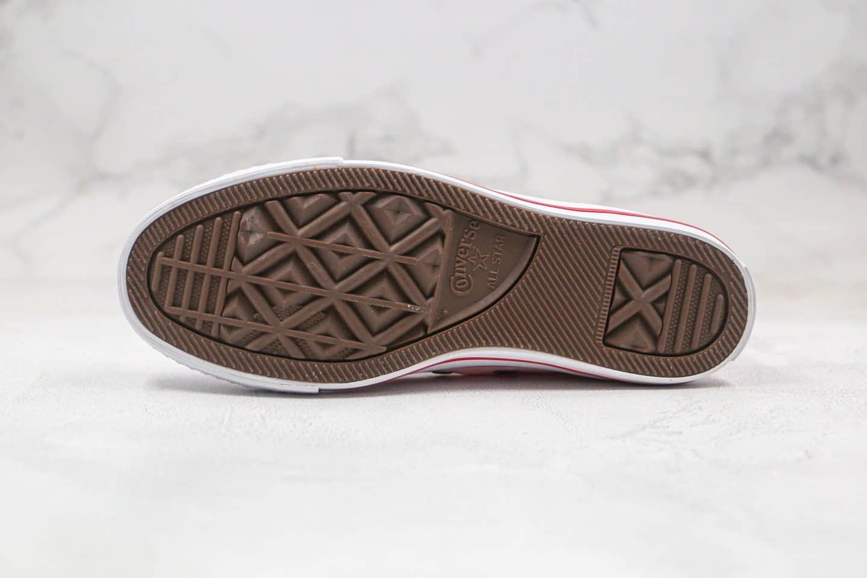 匡威Converse All Star公司级版本高帮日本限定小雏菊糖果色马卡龙帆布鞋原盒原标 货号:660099F