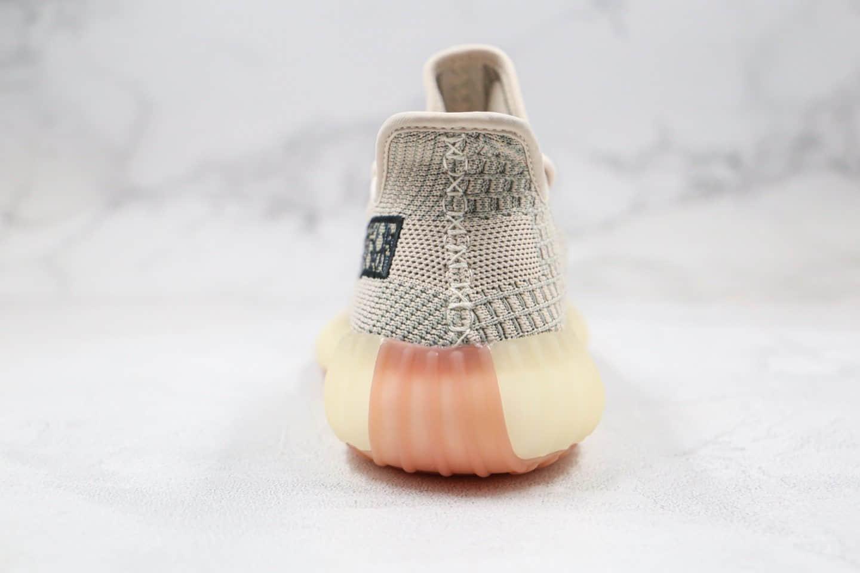 阿迪达斯Dior x adidas Yeezy Boost 350 V2纯原版本迪奥联名侃爷椰子350V2老花印花芝麻色巴斯夫真爆 货号:FC6606