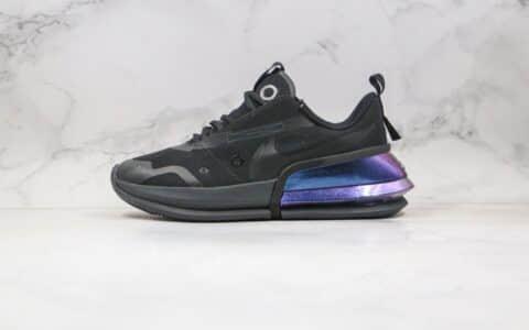 耐克Nike Air Technology纯原版本太空尼龙布半掌气垫跑鞋黑紫色原楦头纸板打造 货号:CK7173-010