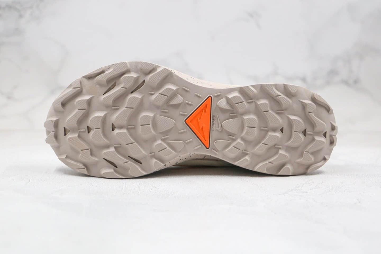 耐克Nike Zoom Pegasus Trall 2纯原版本登月系列飞马二代越野跑鞋米白黄色原盒原标 货号:CK4309-001