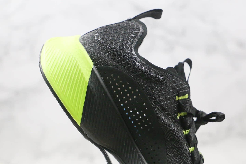 乔丹Jordan Air zoom renegade公司级版本休闲缓震蝉翼跑鞋黑绿色原纸板开发 货号:CJ5383-003