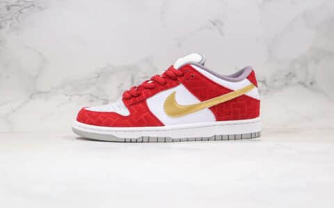耐克Nike Dunk SB Low Shanghai纯原版本低帮SB板鞋上海限定头层牛皮 货号:304292-112