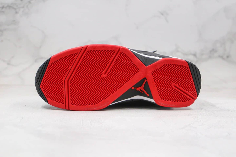 乔丹Air Jordan Jumpman Swift公司级版本艾迪·琼斯战靴男子实战篮球鞋黑红色原楦开发 货号:AT2555-001