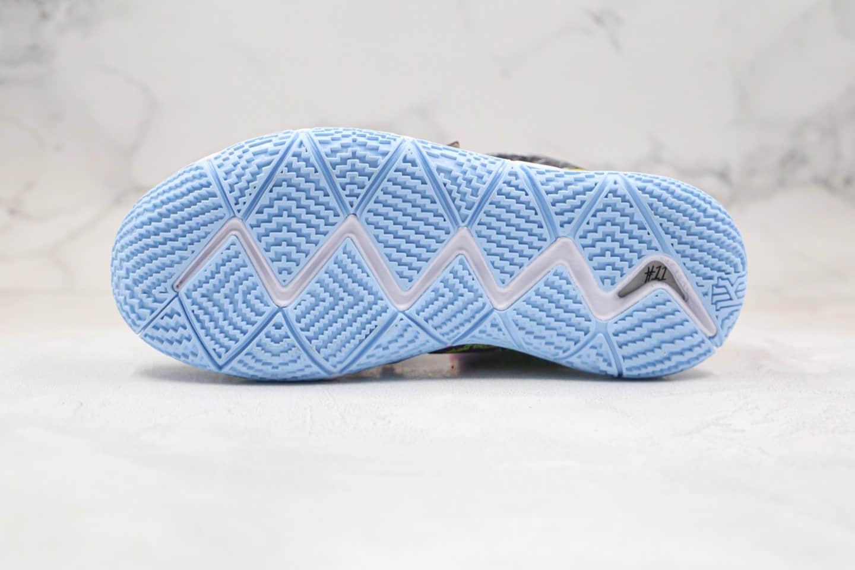 耐克Nike Kybrid S2 EP纯原版本欧文S2篮球鞋鸳鸯配色内置气垫支持实战 货号:CT1971-600
