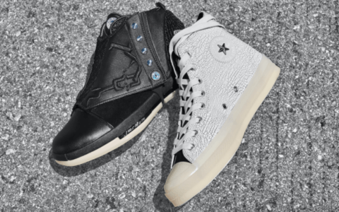 Jordan x Converse联名套装10月2日发售!