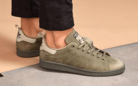 全新adidas Stan Smith系列即将发售!更适合秋冬的板鞋!