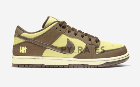 UNDEFEATED x Nike Dunk Low首度曝光!明年登场!