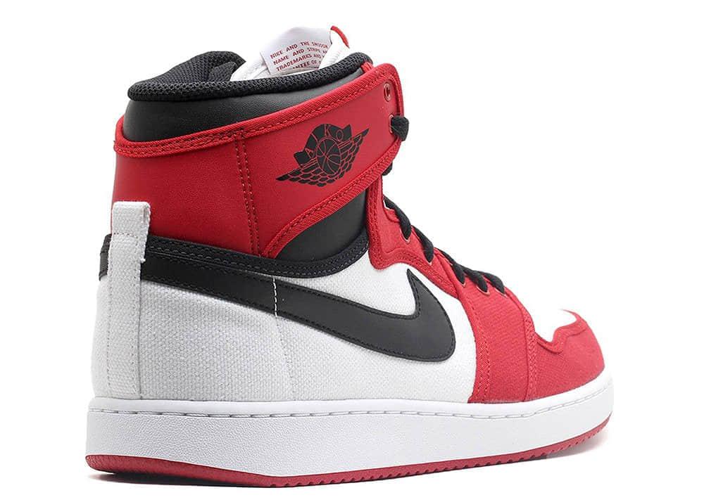 """除了大闪电还有经典芝加哥配色!Air Jordan 1 KO """"Chicago""""明年春季回归! 货号:DA9089-100"""