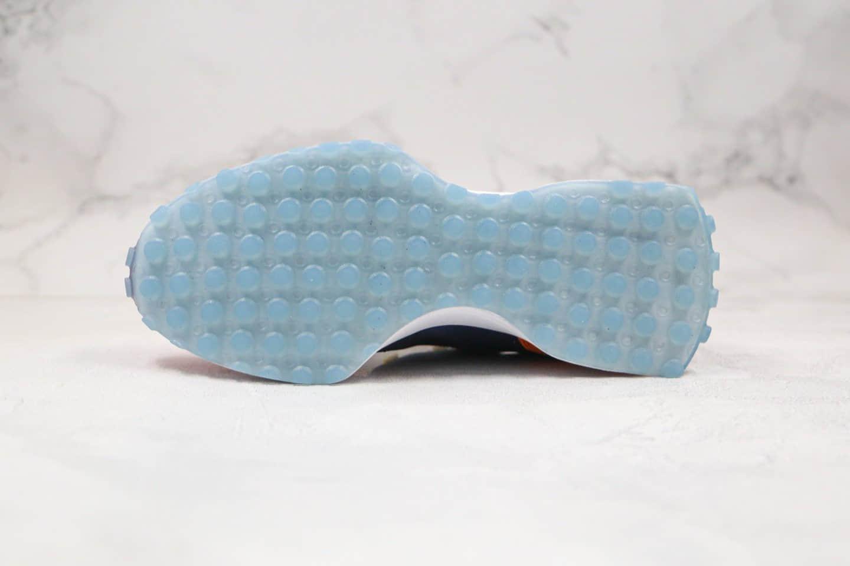 新百伦New Balance 327公司级版本复古慢跑鞋NB327彩虹色原鞋开模正确鞋面材质 货号:MS327BSM