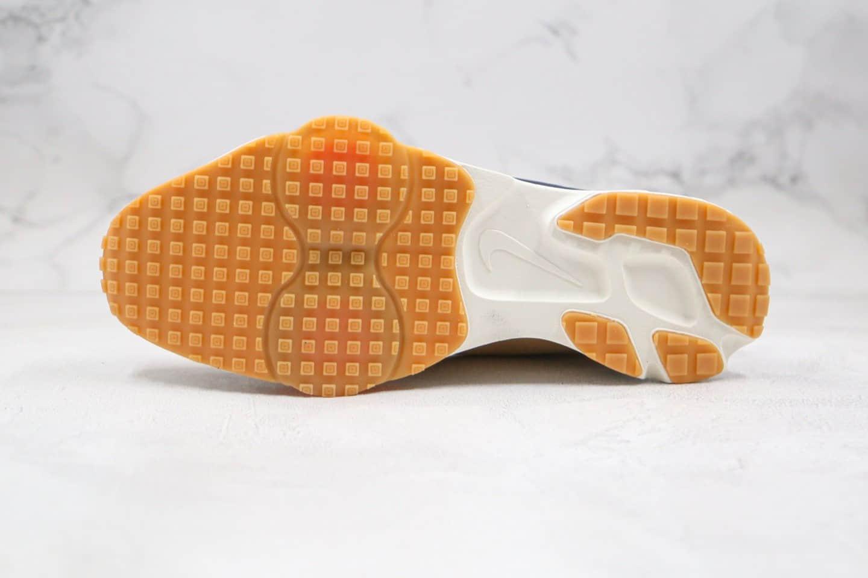 耐克Nike Air Zoom Type N.354纯原版本华夫麂皮老爹鞋卡其蓝色内置真实气垫 货号:CZ7834-100