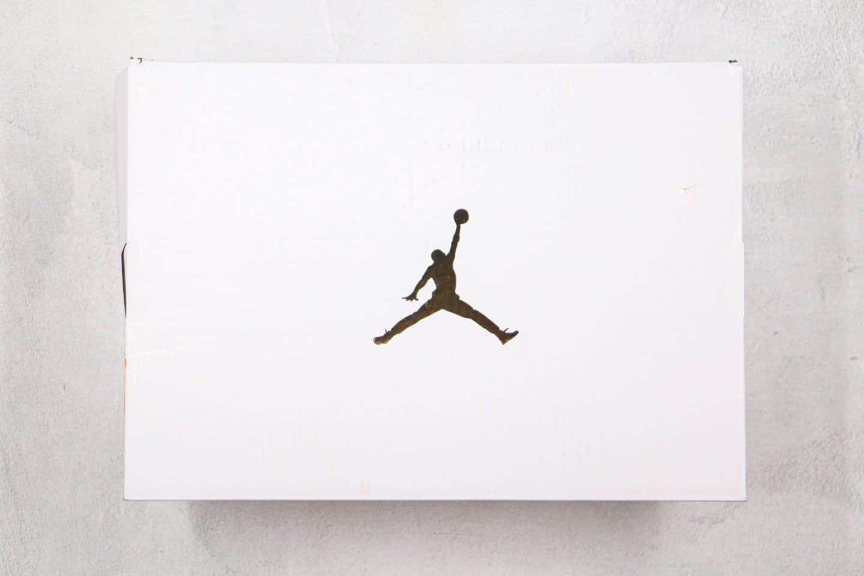 乔丹Air Jordan 1 Mid Wheat纯原版本中帮AJ1砂石小麦黑棕色原盒原标原楦头纸板打造 货号:DB5453-700