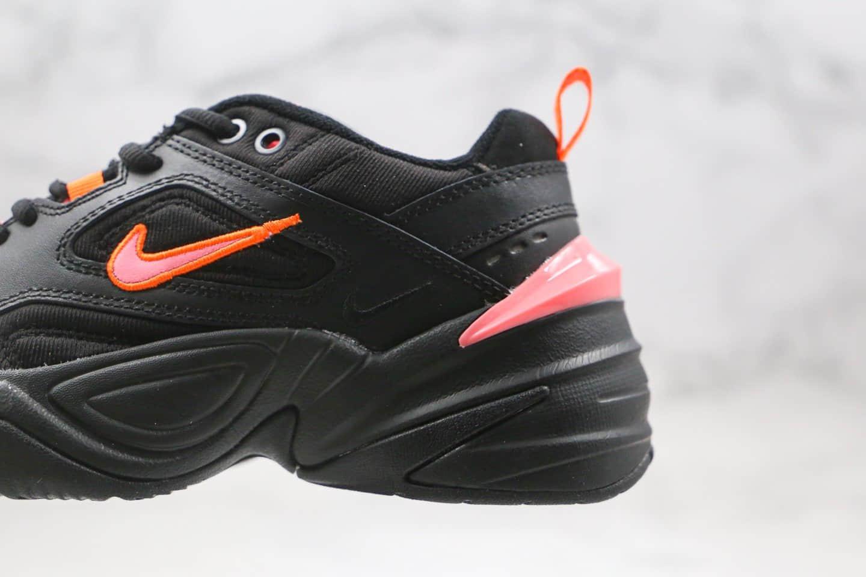 耐克Nike M2K Tekno纯原版本复古老爹鞋M2K黑粉色原档案数据开发 货号:AV4789-008