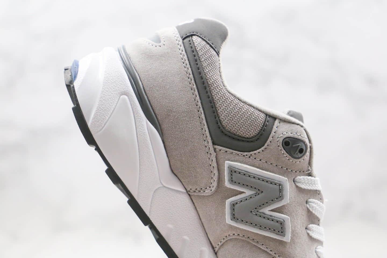 新百伦New balance 999纯原版本复古慢跑鞋NB999灰色原楦头纸板打造 货号:ML999CGL
