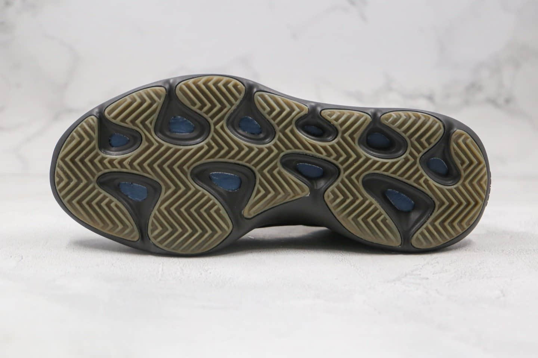 阿迪达斯Adidas yeezy 700V3纯原版本椰子700V3异形黑褐色爆米花跑鞋原档案数据开发原盒原标 货号:GY0189