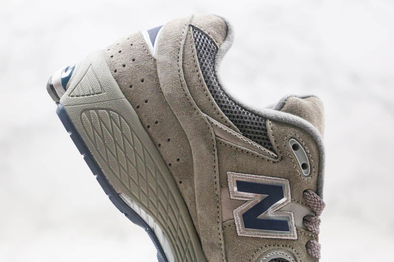 新百伦new balance 2002纯原版本复古慢跑鞋中灰色原档案数据开发原盒原标 货号:ML2002RA