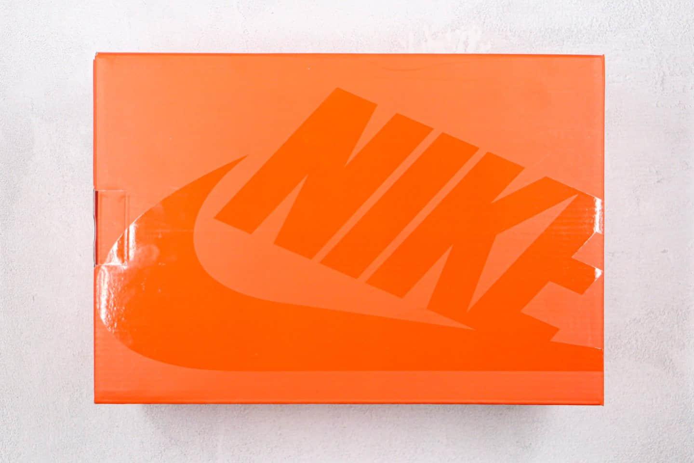 耐克Nike Blazer x Sacai联名款纯原版本解构双钩低帮开拓者板鞋灰绿色原档案数据开发 货号:BV0076-403