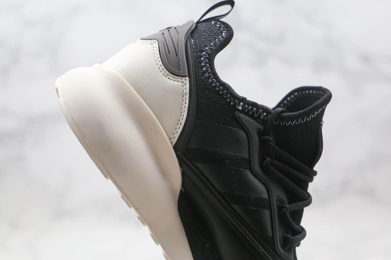 阿迪达斯Adidas Originals ZX 2K Boost纯原版本三叶草ZX 2K爆米花跑鞋白黑色人像配色原楦头纸板打造 货号:FX9113
