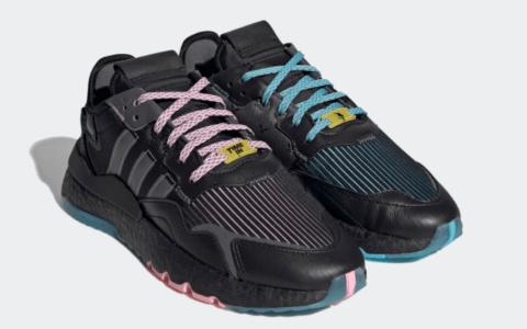 全球知名电竞主播联名!Ninja x adidas Nite Jogger即将登场! 货号:Q47198