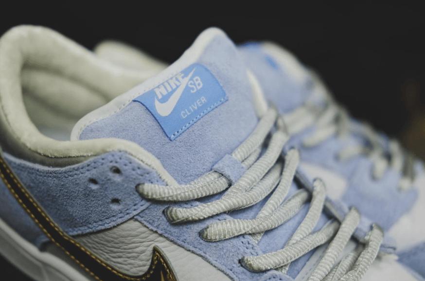 "高规格""金钩""!Sean Cliver x Nike SB Dunk Low最新实物曝光! 货号:DC9936-100"