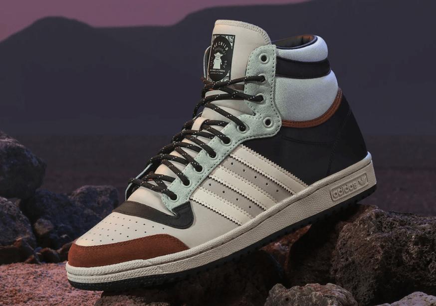 星球大战 x adidas全新系列即将发售!6双里面跑鞋板鞋都有了!