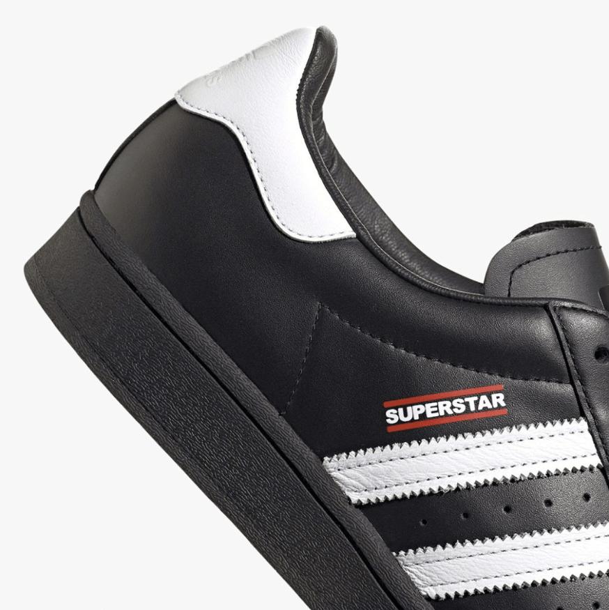 美国嘻哈天团联名来袭!RUN DMC x adidas Superstar即将发售! 货号:FX7617
