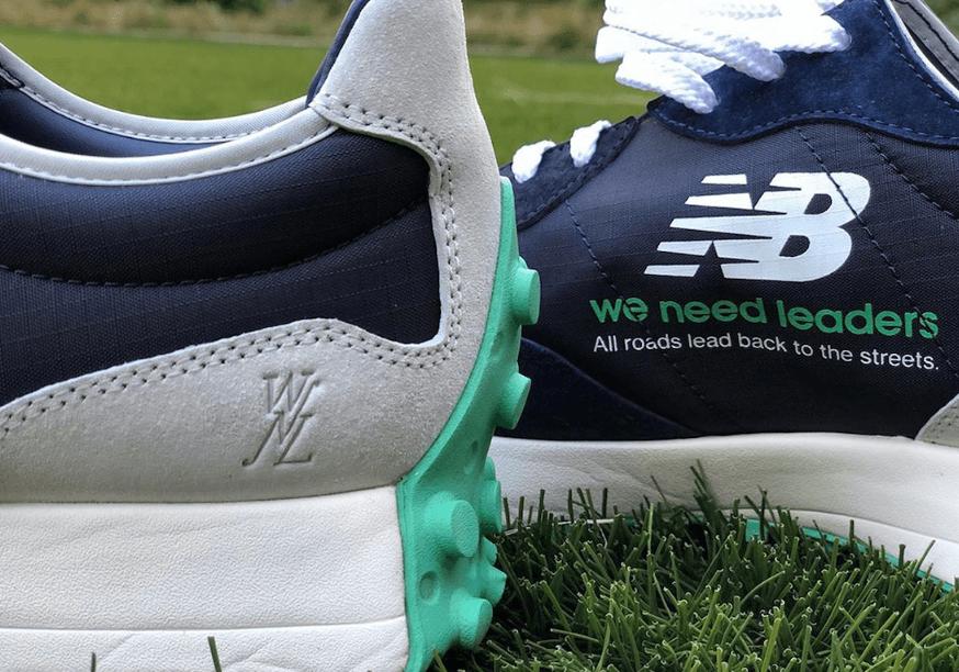 PSNY x New Balance 327首度曝光!清新复古跑鞋!