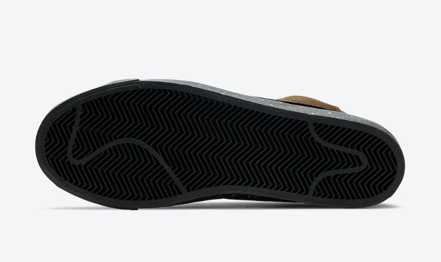 ACG主题!户外风十足!Grant Taylor x Nike SB Blazer Mid官图释出! 货号:DC0615-200