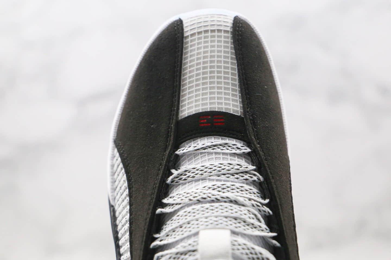 乔丹Air Jordan 35 DNA纯原版本黑白红色AJ35篮球鞋原楦头纸板打造 货号:CQ4227-001