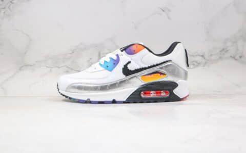 耐克Nike Air MAX 90 Good Game纯原版本英雄联盟联名款电玩Max90气垫鞋原鞋开模一比一打造 货号:DC0832-101
