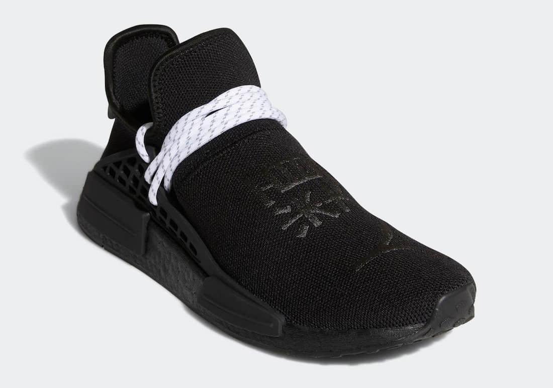 菲董调色盘不输侃爷!两款全新Pharrell x adidas NMD Hu官图释出!