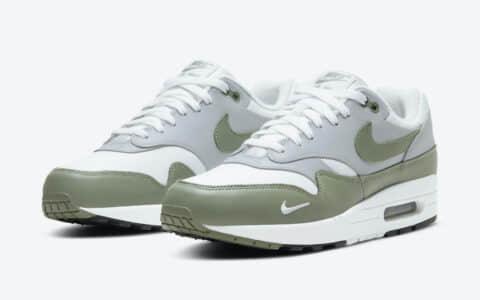 复古耐看质感好!Nike Air Max 1新配色即将发售! 货号:DB5074-100