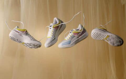 Puma全新篮球鞋曝光!其中居然有库兹马签名战靴!