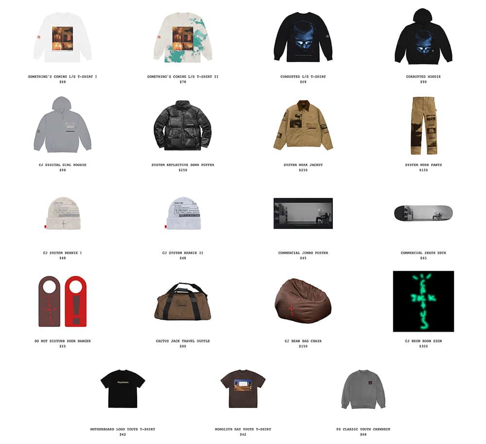 Travis Scott x PlayStation x Nike Dunk Low三方联名抽签开启!还有配套服饰和单品!